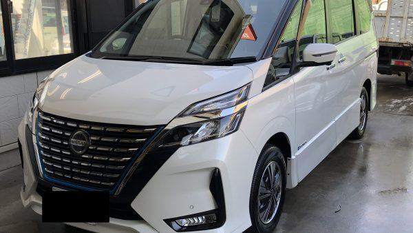 新車 日産 セレナe-power